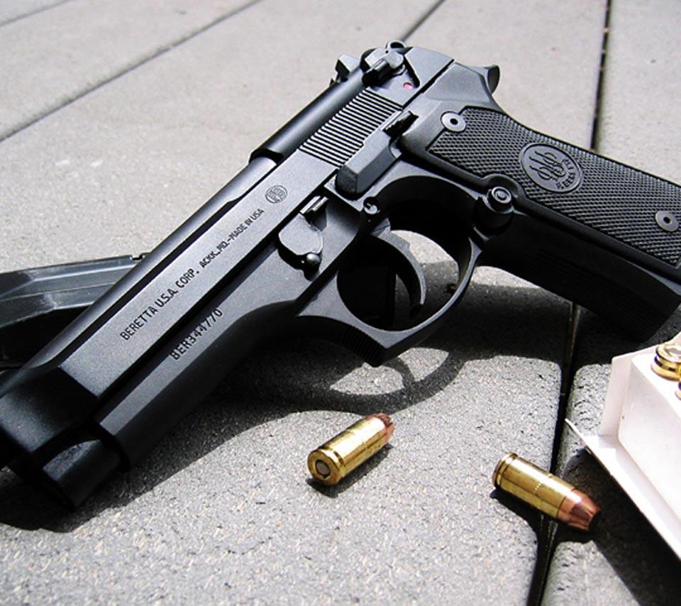 Gun Charge Attorney Oklahoma City.