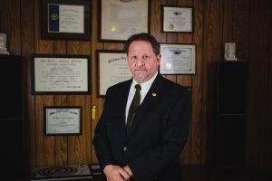 OKC Criminal Defense Lawyer Robert Sisson.